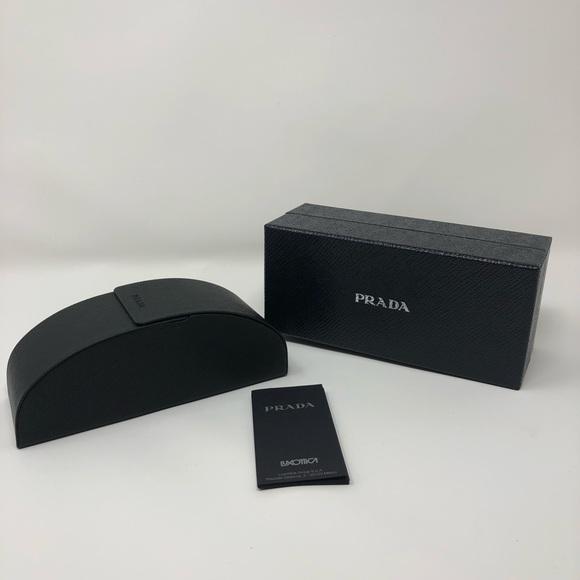 097f32ee090 Prada sunglass case with box. M 5a4d85dd45b30cff7a038c68